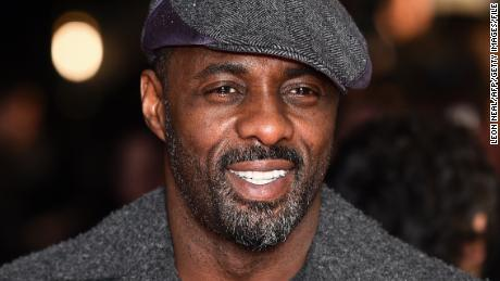 British actor Idris Elba poses for photographers ahead of the World  Premiere of   39 7e8105246e3
