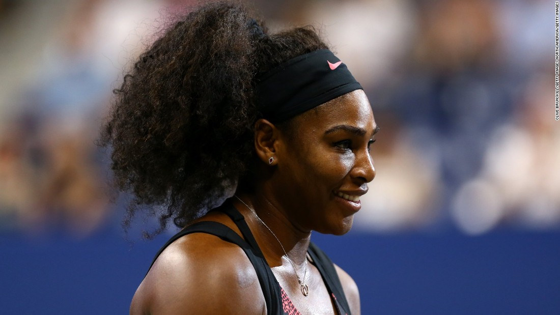 "It was a straightforward start for Serena Williams at the U.S. Open. The world No. 1 was up 6-0 2-0 when her first round opponent Vitalia Diatchenko was forced to retire hurt. Williams is bidding to complete the ""calendar slam"" by winning all four grand slam titles in one year."