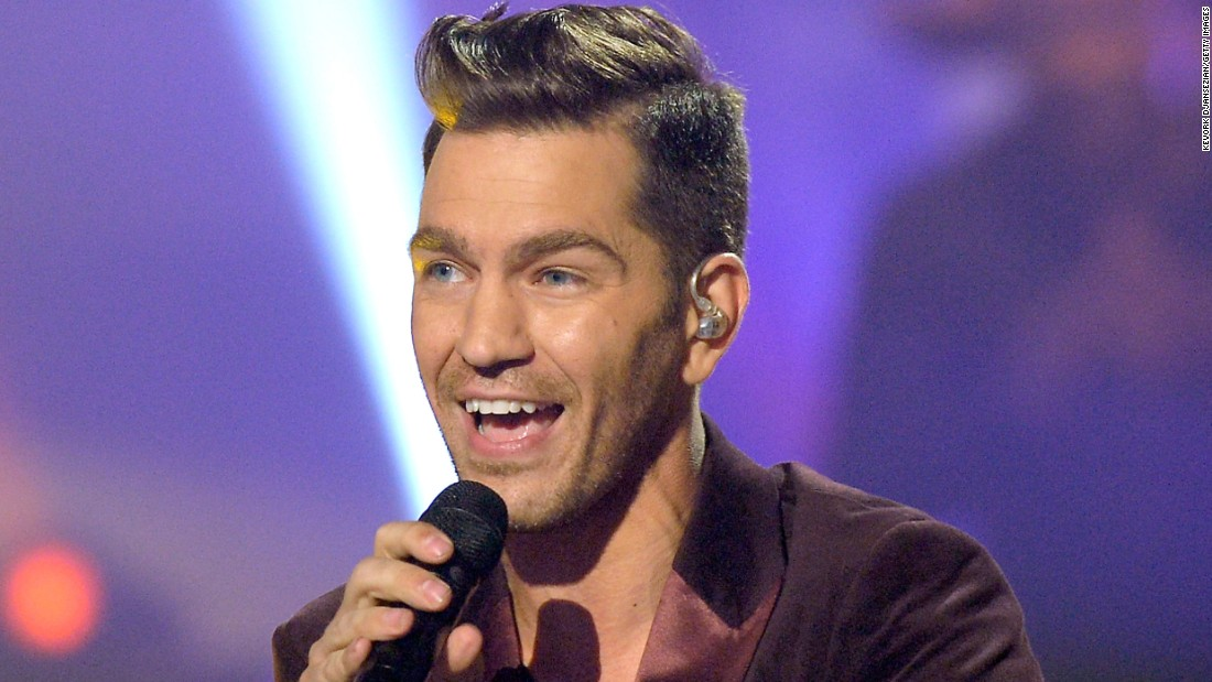 "Honey, we're good with pop singer Andy Grammer as a celebrity dancer. Two singles from his debut album, ""Keep Your Head Up"" and ""Fine by Me,"" were certified platinum and gold respectively. His 2014 album, ""Magazines or Novels,"" features ""Honey, I'm Good,"" which he performed last season on the show."