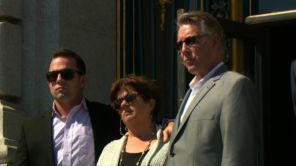 STEINLE FAMILY FILES CLAIMS TO HOLD  SAN FRANCISCO SHERIFF ROSS MIRKARIMI, IMMIGRATION AND CUSTOMS ENFORCEMENT (ICE) AND THE BUREAU OF LAND MANAGEMENT RESPONSIBLE FOR DAUGHTER