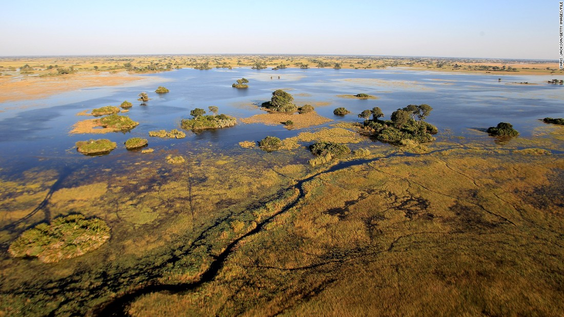 In Botswana, ecotourism and conservation draw travelers