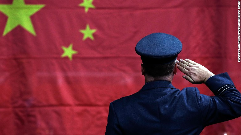 How big is China's military?