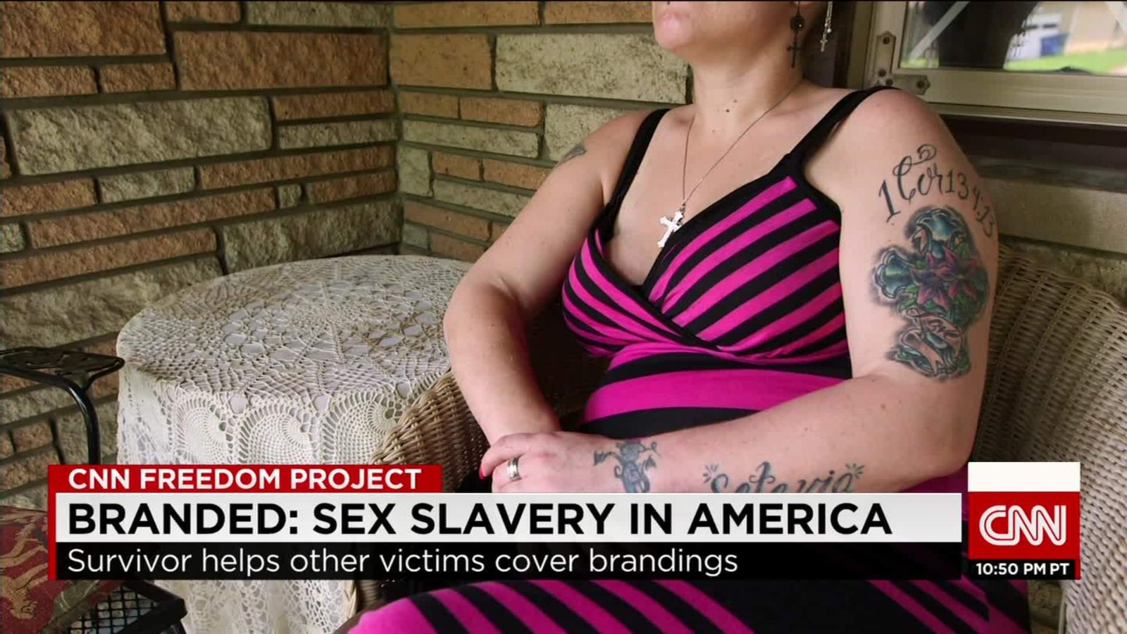 Sex slaves in the united states