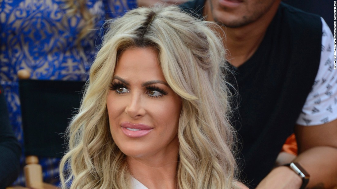 """Real Housewives of Atlanta"" reality star Kim Zolciak-Biermann suffered a mini-stroke and withdrew from the competition in week three. Because she left the show, no one else was eliminated that week."