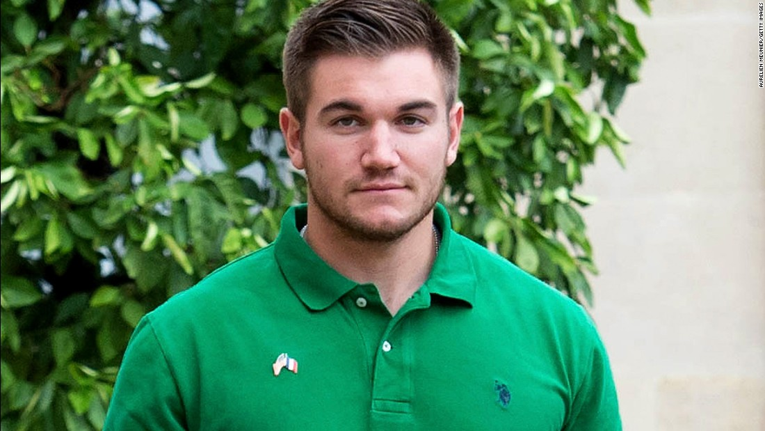 Alek Skarlatos, one of five men who halted a potential terrorist attack on a train in France in August, is part of the 21st-season cast.