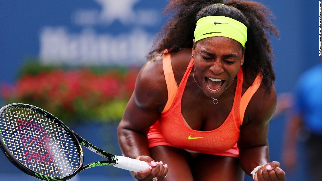 U.S. Open 2015: Five wins to go for Serena Williams - CNN