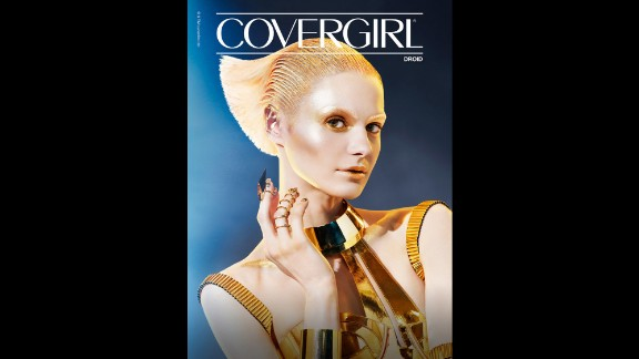 """You can compete for the """"most glamorous woman in the galaxy"""" crown with new """"Star Wars"""" Cover Girl cosmetics."""