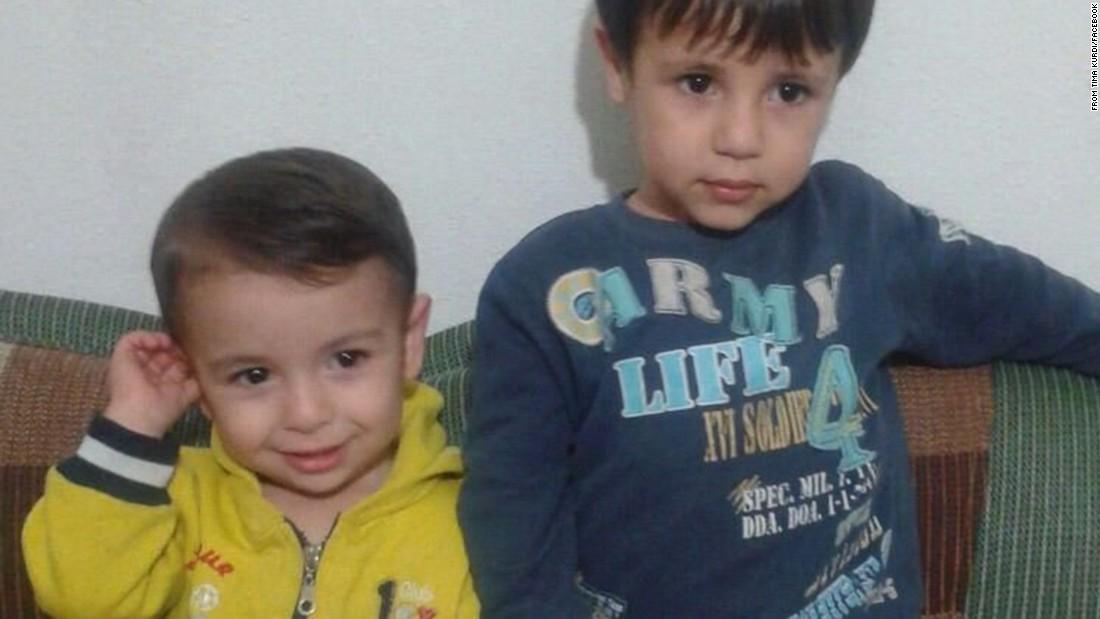 3 Männer verurteilt 125 Jahren jeder über das ertrinken der syrische junge Alan Kurdi