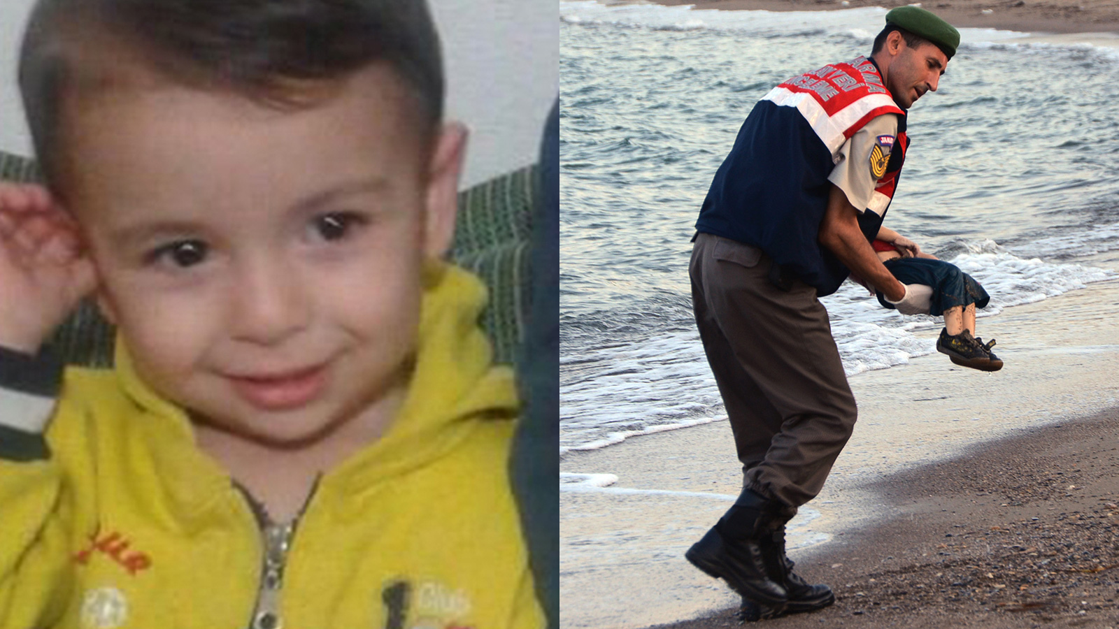 Drowned Syrian boy's dad: Everything is gone | CNN