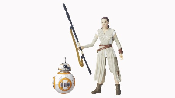 """Many """"Star Wars"""" products were unveiled in September 2015 (and beyond) tying into the biggest box office hit of all time, """"Star Wars: The Force Awakens."""" Fans will be just as excited to collect the figure of droid BB-8 as they will the heroic Rey."""