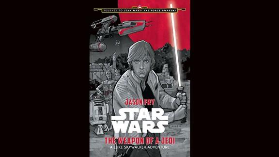 """""""The Weapon of a Jedi"""" focuses on Luke Skywalker."""