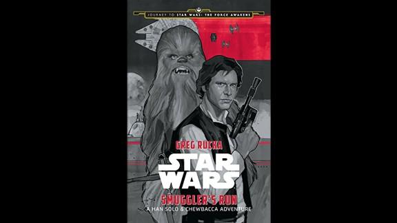 Other books spotlight Han Solo ...