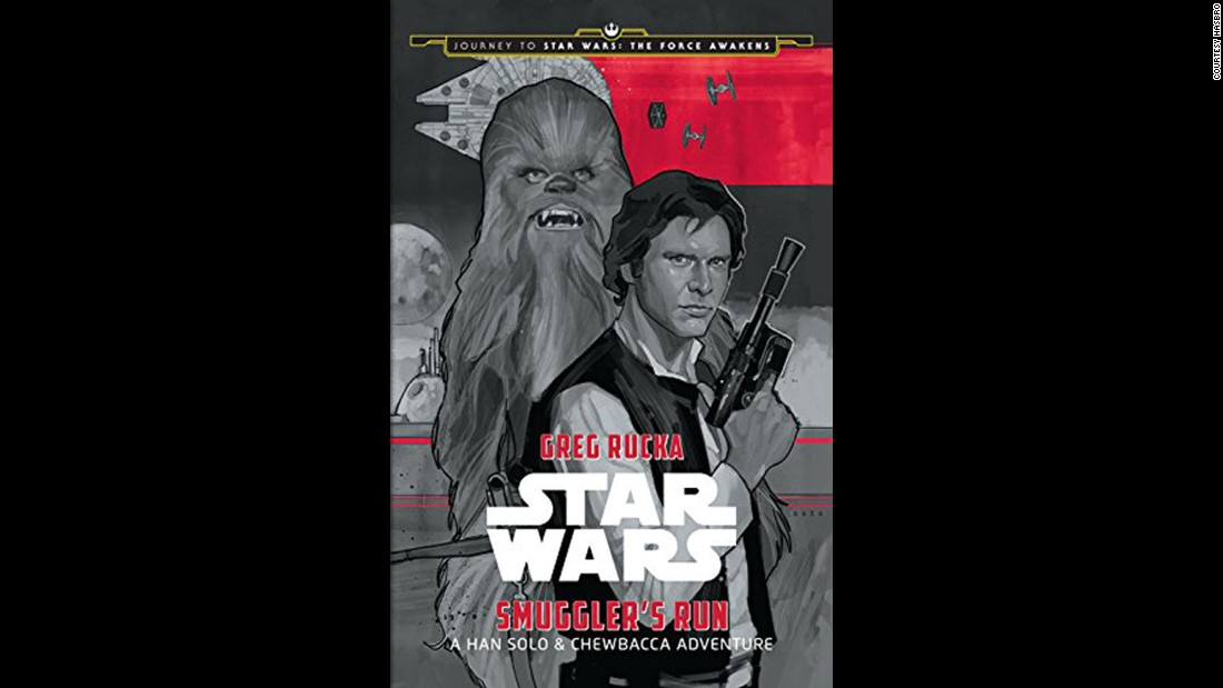Other books spotlight Han Solo ...