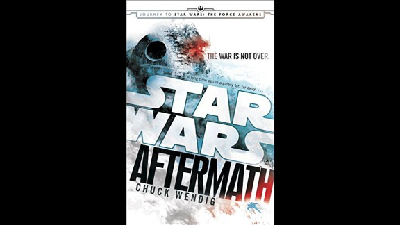 """""""Aftermath"""" is one of 20 new """"Star Wars"""" books available."""
