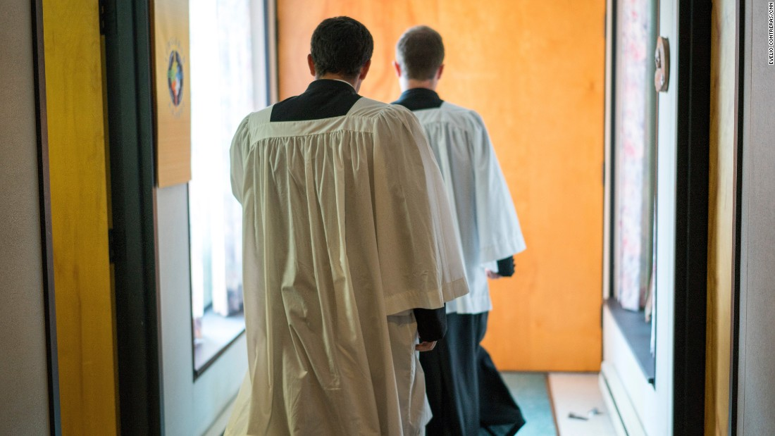 These seminarians are on a media fast. They spend their days studying, praying and reciting the rosary. They attend classes on scripture, Catechism and spiritual classics, and delve into short courses on topics like celibacy and salvation history.