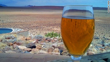 Beer in Namibia