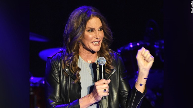 Controversy over Jenner's 'Woman of the Year' award