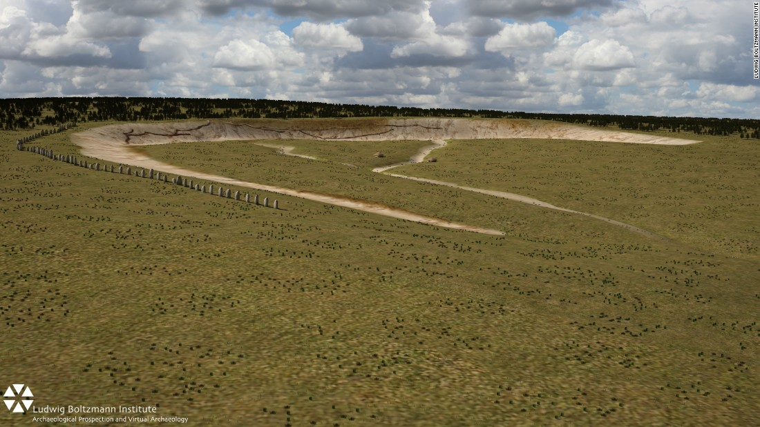 "The Stonehenge Hidden Landscape Project team says it has made the discovery beneath Durrington Walls, also known as ""superhenge"" -- one of the largest known henge monuments built about a century after Stonehenge, which is believed to have been completed 3500 years ago."