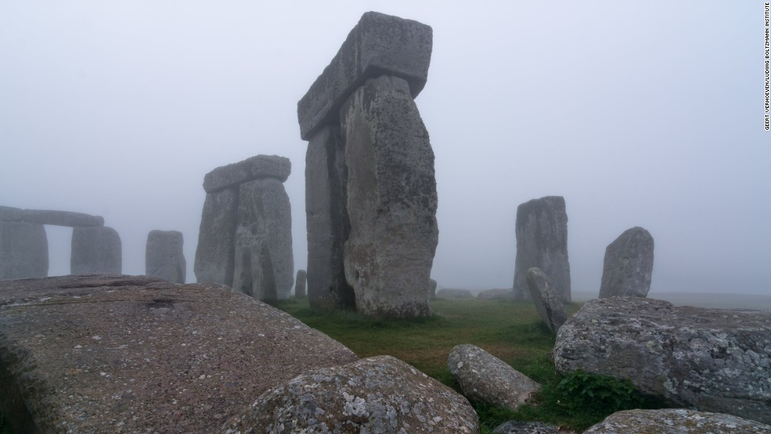 "The site of Stonehenge, in Wiltshire, southwest England. ""The extraordinary scale, detail and novelty of the evidence produced by the Stonehenge Hidden Landscapes Project, which the new discoveries at Durrington Walls exemplify, is changing fundamentally our understanding of Stonehenge and the world around it,"" Paul Garwood, an archaeologist and lead historian on the project at the University of Birmingham."