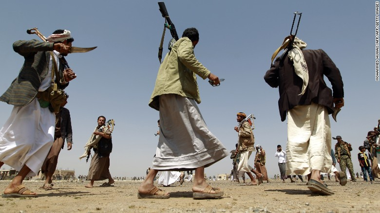 Two Americans freed from Houthi custody in Yemen
