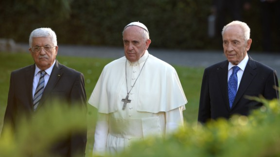 Meetings at the Vatican between the Pope and Israeli and Palestinian leaders have led some critics to accuse Francis of having an Islamic agenda.