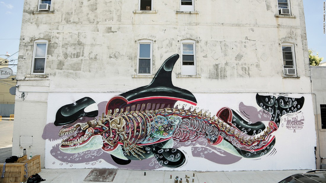 Colossal Mural Art From Around The World Style