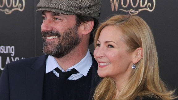 """Mad Men"" actor Jon Hamm and filmmaker Jennifer Westfeldt split in 2015, according to a statement the former couple provided to People magazine. ""With great sadness, we have decided to separate, after 18 years of love and shared history,"" the pair said. ""We will continue to be supportive of each other in every way possible moving forward."" The couple was not married."
