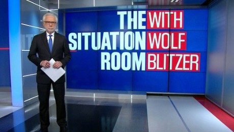 The Situation Room with Wolf Blitzer - Weekdays 5 P.M. ET - CNN