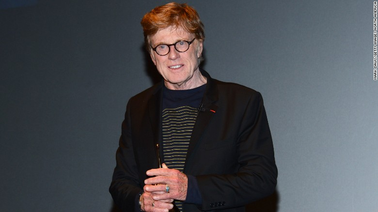 Robert Redford Fast Facts