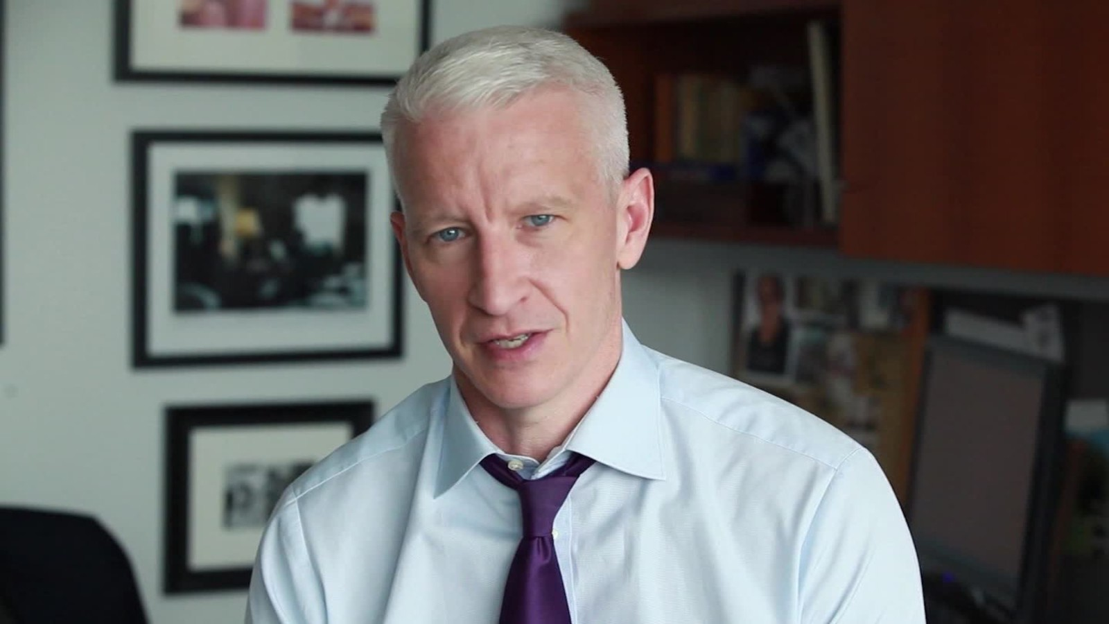 Anderson Cooper Nude Pics anderson cooper on the new documentary #being13