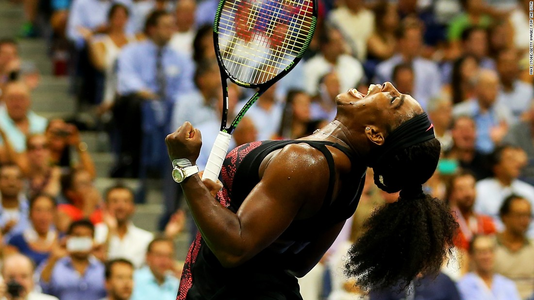 Serena Williams has been dominant at the majors, especially since last year's U.S. Open. But she has been beaten before at grand slams ...