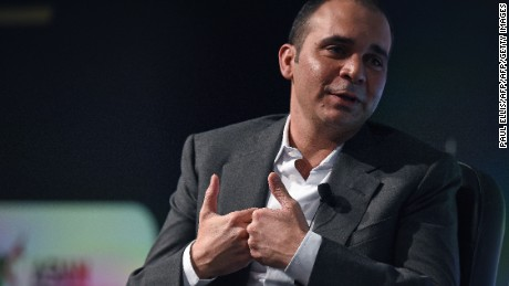 Prince Ali lost to Blatter in May's election