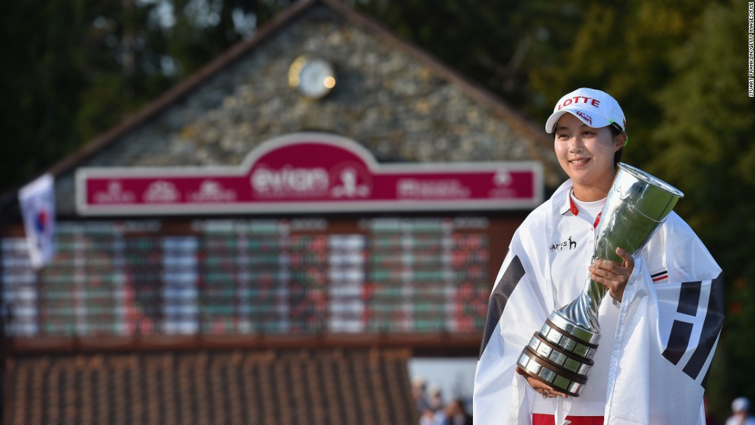 World No. 5 Hyo-Joo Kim is the defending champion after beating veteran Australia Karrie Webb to the title last year. The 20-year-old South Korean will have to be at her best to retain her crown.