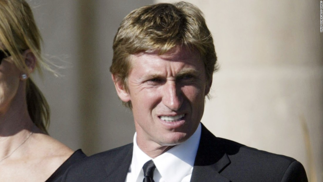 Wayne Gretzky Fast Facts