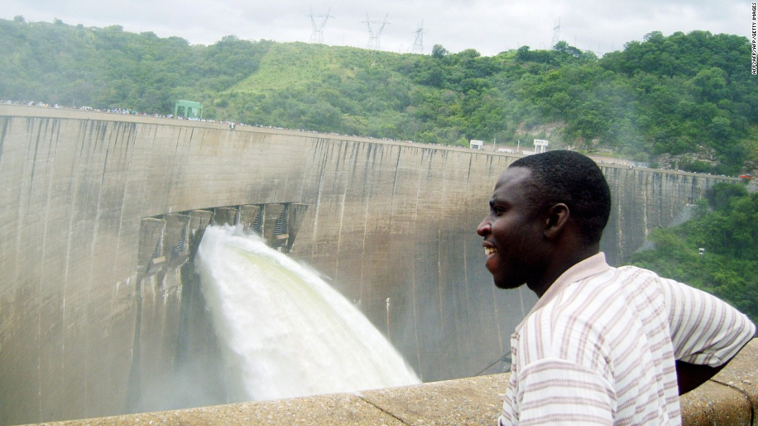 The good and bad of African dams