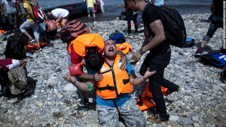 Refugee crisis: We can all afford to be human - CNN