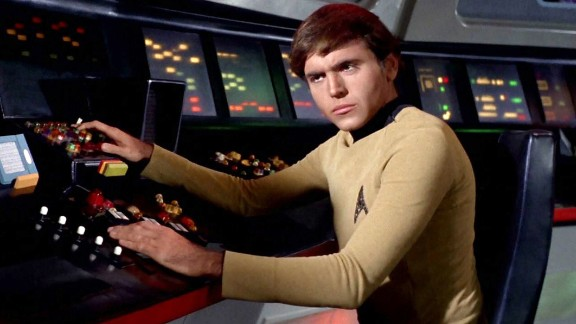 Walter Koenig was brought in for the show