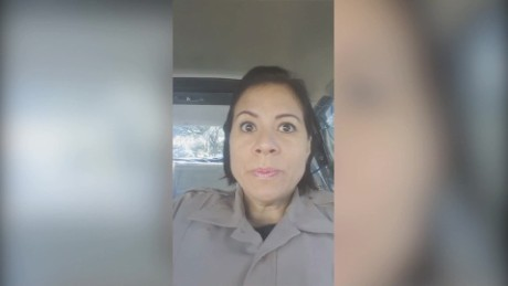 cnnee pkg rodriguez miami officer viral post _00001014