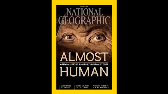 The full findings of the expedition will be unveiled in the October issue of National Geographic magazine.