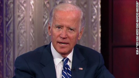 Biden unsure if he's 'there' for a run