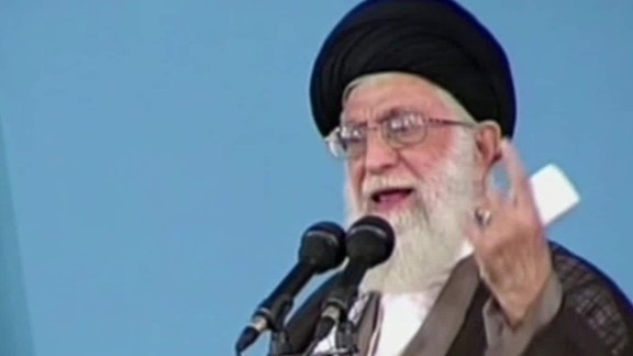 "Supreme Leader Ayatollah Ali Khamenei has a new take on ""Death to America."""
