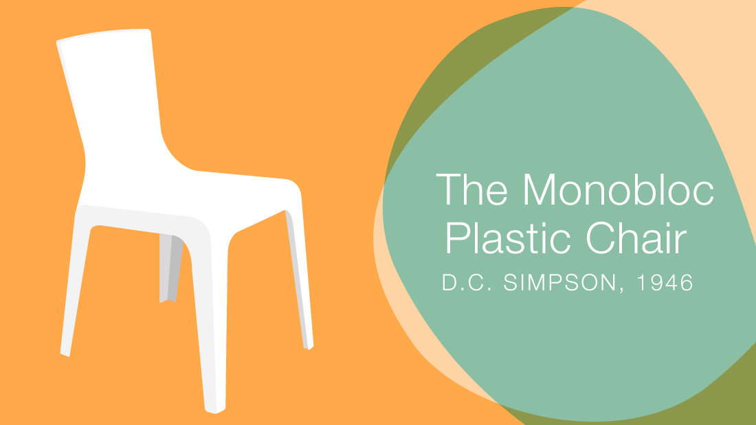 A brief history of the humble plastic chair - CNN Style