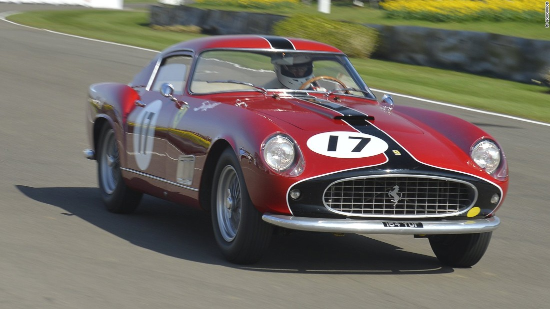 "A 250 GT Berlinetta ""Tour de France"" sold for nearly <a href=""http://www.rmsothebys.com/lots/lot.cfm?lot_id=1069450"" target=""_blank"">£5 million ($7.75 million) at auction </a>last September. The Goodwood Revival, which takes place from September 11-13, will host a race, the Lavant Cup, that is only open to Ferrari models built before 1960."