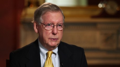 Senator Mitch McConnell on Iran Deal Manu Raju interview _00030814