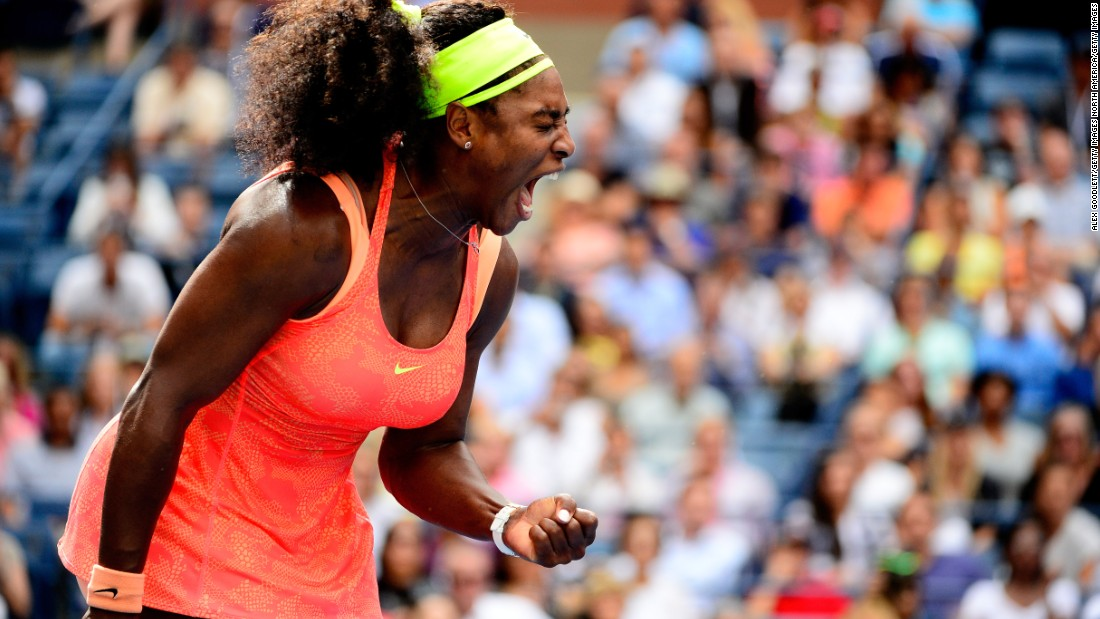 Serena Williams has won 737 singles matches in her career. The 34-year-old has won 21 grand slams.