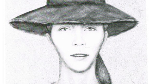 South Carolina authorities released this sketch after a robbery in Beaufort.