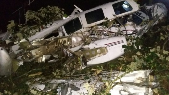 A twin-propeller plane carrying crew from a Tom Cruise movie set crashed Friday, September 11, in foggy conditions in the mountains near San Pedro de los Milagros, Colombia.