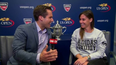 SPORTS FLAVIA PENNETTA INTERVIEW_00000607