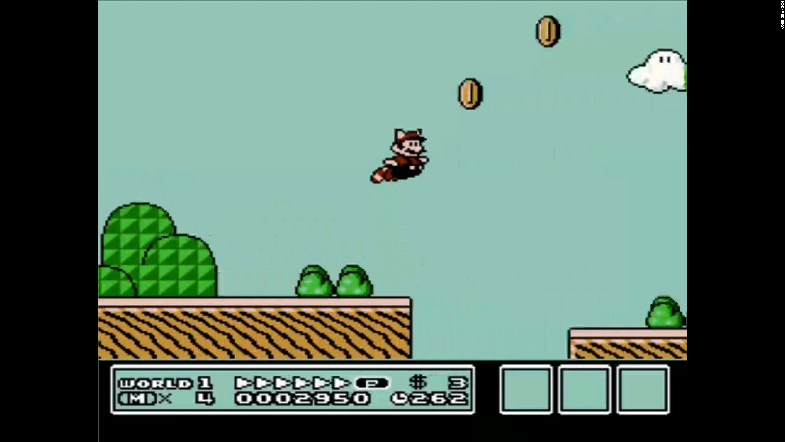 Super Mario Through The Years
