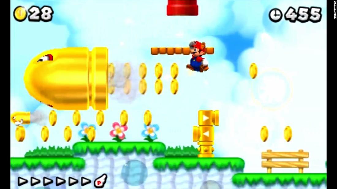 Happy 30th, 'Super Mario'! Five big Mario moments - CNN